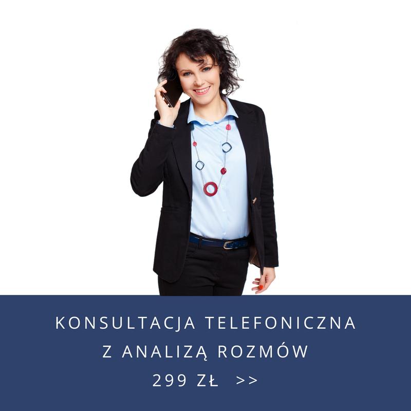 Konsultacja telefoniczna z analizą romów Iza Krejca-Pawski