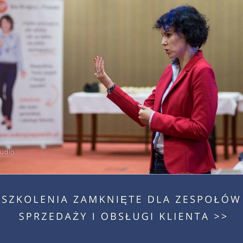 Szkolenia dla zespołów sprzedaży i obsługi klienta_Iza Krejca-Pawski