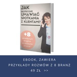 Ebook Jak skutecznie umawiac spotkania z klientami Iza Krejca-Pawski
