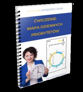 Okładka ćwiczenia_Mapa priorytetów_Iza Krejca-Pawski_Elastyczne zarządzanie czasem