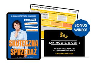 Ebook Skuteczna Sprzedaż Iza Krejca Pawski