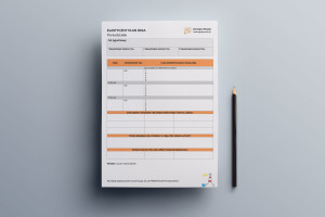 Dzienna Organizacja Dnia Lista Planer Elastycznegoo Zarządzania Czasem