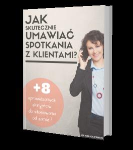 Jak skutecznie umawiać spotkania z klientami przez telefon Ebook Iza Krejca Pawski