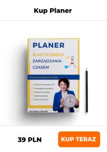 KUP Planer Elastycznego Zarządzania Czasem w PDF
