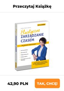 Książka Elastyczna Zarządzanie czasem