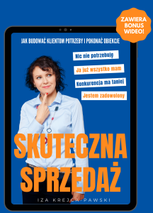 Ebook Skuteczna Sprzedaż Iza Krejca Pawski (2)