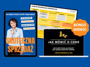 Ebook Skuteczna Sprzedaż Iza Krejca-Pawski