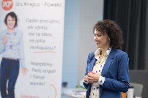 Szkolenia dla zespołów sprzedaży i obsługi klienta Iza Krejca-Pawski