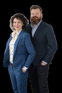 Iza i Michał Pawscy