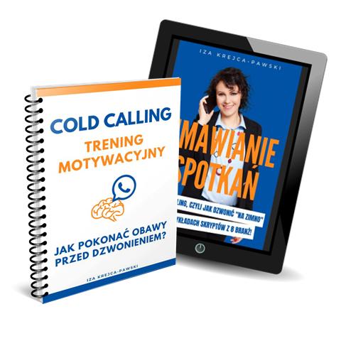 Ebook Umawianie Spotkań i ebook Cold Calling