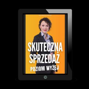 Ebook Skuteczna Sprzedaż. Poziom Wyżej Iza Krejca-Pawski w PDF