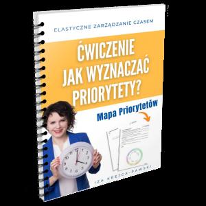 Jak wyznaczać priorytety ćwiczenie z Planera Elastycznego Zarządzania Czasem